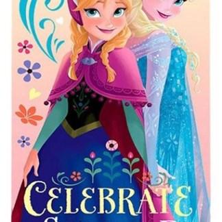 """Frozen Velours Strandlaken """" Celebrate Summer"""""""