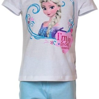 Frozen I'm In Total Control Shortama 4 jaar