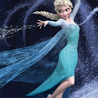 Frozen Elsa Let it Go Maxi Poster 61 x 91,5cm
