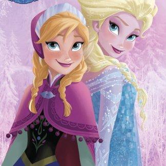 Frozen Sisters Mini Poster 50 x 40cm