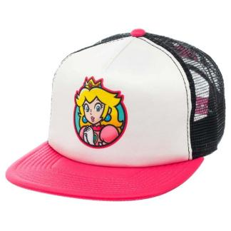 Princess Peach Trucker Cap