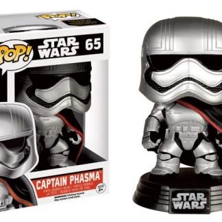 Pop! Star Wars - Captain Phasma 15cm
