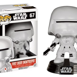 Pop! Star Wars - First Order Snowtrooper 15cm