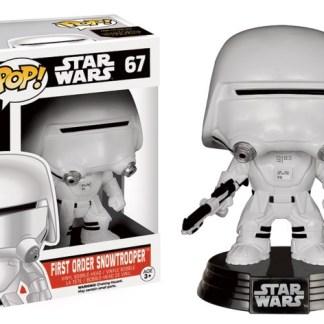 Pop! Star Wars - First Order Snowtrooper 15cm