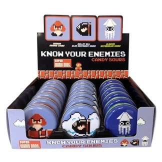 Know Your Enemies Candy Sours