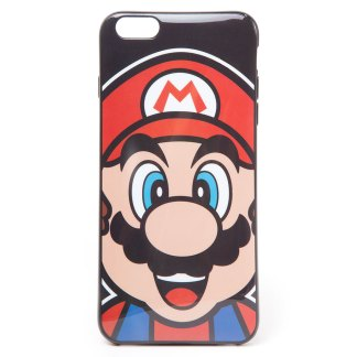 Mario Iphone 6+ Cover