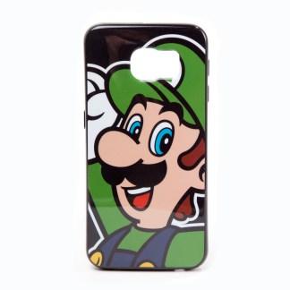 Luigi Samsung S6 Cover