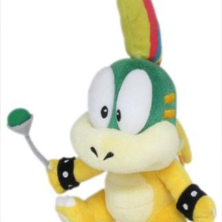 Nintendo Lemmy Koopa Knuffel 20cm