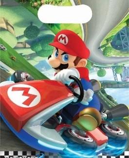 Super Mario uitdeelzakjes