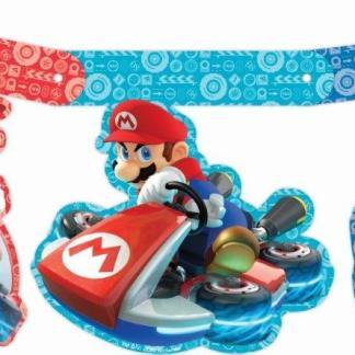 Super Mario Kart slinger