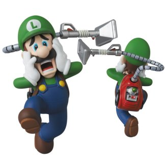 Luigi's Mansion mini figuurtje 6cm UDF serie 2