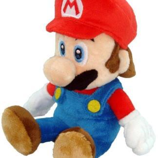 Super Mario Knuffel 20 cm