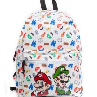 Super Mario en Luigi rugtas