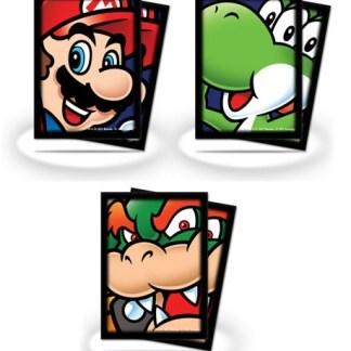 Super Mario kaart beschermers