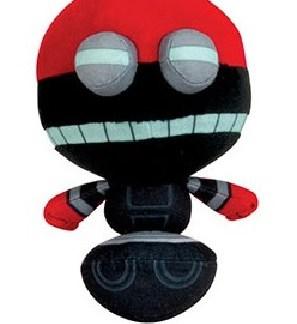 Sonic Boom Orbot Big Head Knuffel 20cm