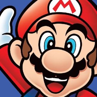 Super Mario Brothers Canvas Art - Exclusive