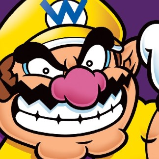 "Super Mario Canvas Print ""Wario"""