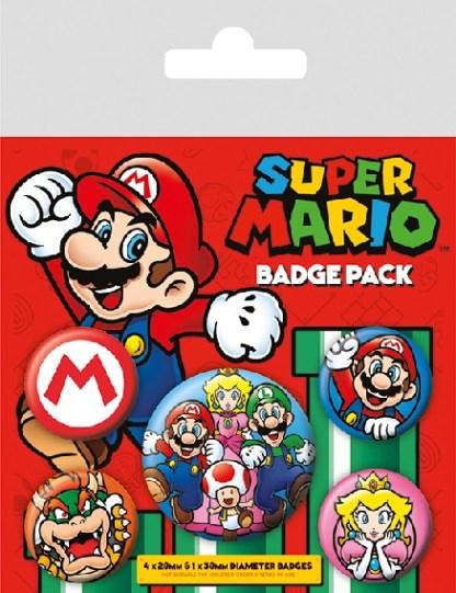 """Super Mario Brosjes """"nieuw"""""""