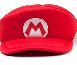Super Mario Verkleedkleren