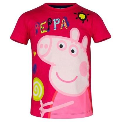 "Peppa ""Lollie"" T-Shirt Maat 122"