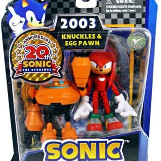 Sonic The Hedgehog - Knuckles / Egg Pawn Game Pack