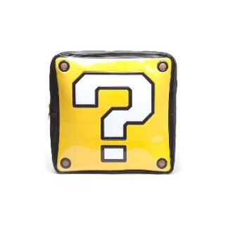 Question Mark Box Shaped Backpack