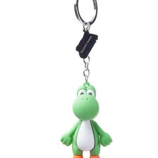 Nintendo - Yoshi rubberen 3D sleutelhanger