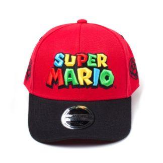 Super Mario All Colours Cap