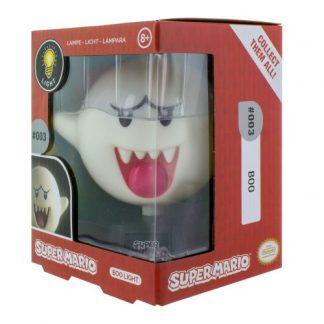 Super Mario - Boo 3D nachtlamp1