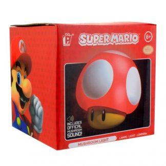 Super Mario - Mushroom light