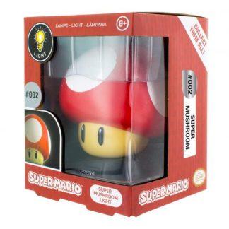 Super Mario Mushroom nachtlamp