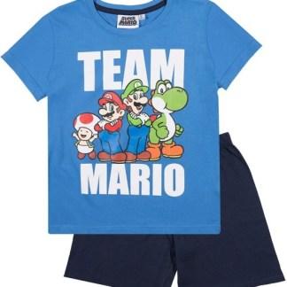 Super Mario Team Shortama