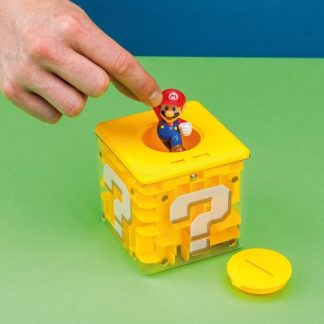 Super Mario - Question Block Maze Safe