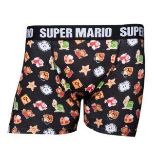 Nintendo - Super Mario heren Boxershort - Ondergoed
