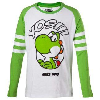 NINTENDO - Yoshi kids T-shirt lange mouw