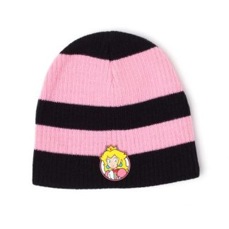NINTENDO - PRINCESS PEACH STRIPED BEANIE
