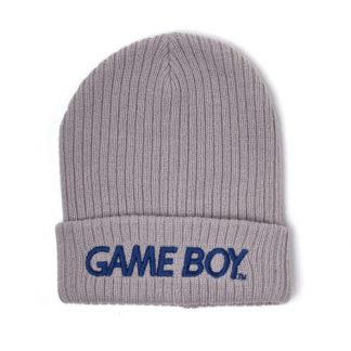 GAMEBOY - Grijze Gameboy Beanie