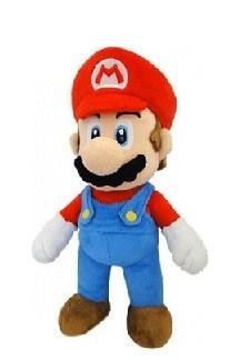 Super Mario Pluche 20cm