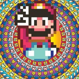 Super Mario Bros - Super Power Ups - Maxi Poster