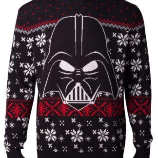 STAR WARS - Darth Vader multicolour gebreide kersttrui