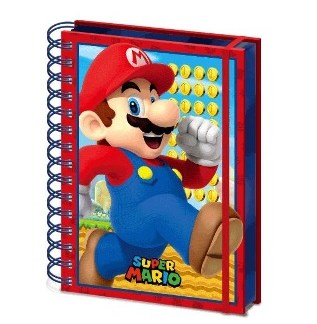 Super Mario Schrijfsets