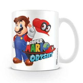 Nintendo Super Mario Odyssey Mario With Cappy - Beker