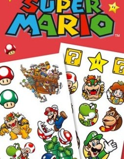 Super Mario Tattoo's