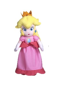 Princess Peach knuffel 35 cm