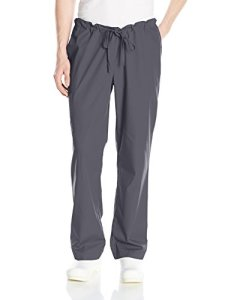 Pantalon Medical Orange Standard Unisexe Huntington (G3702)(XL, Gris charbon)