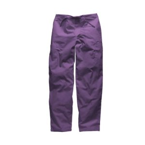 Pantalon medical unisexe Dickies avec cordon ajustable HC50601 (M, Iris)