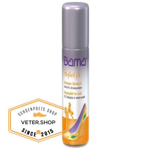 Shoe Stretch Spray van Bama om knellend leer beter passend te maken
