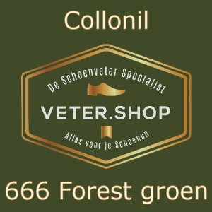 666 forest green