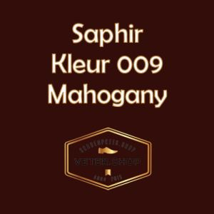 Saphir 009 Mahonie