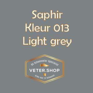 Saphir 013 Licht grijs